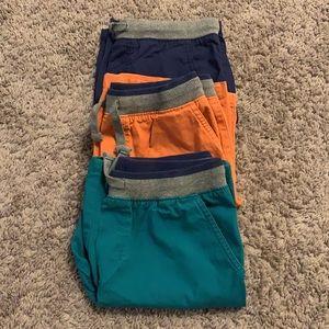 Bundle of 3 boy shorts